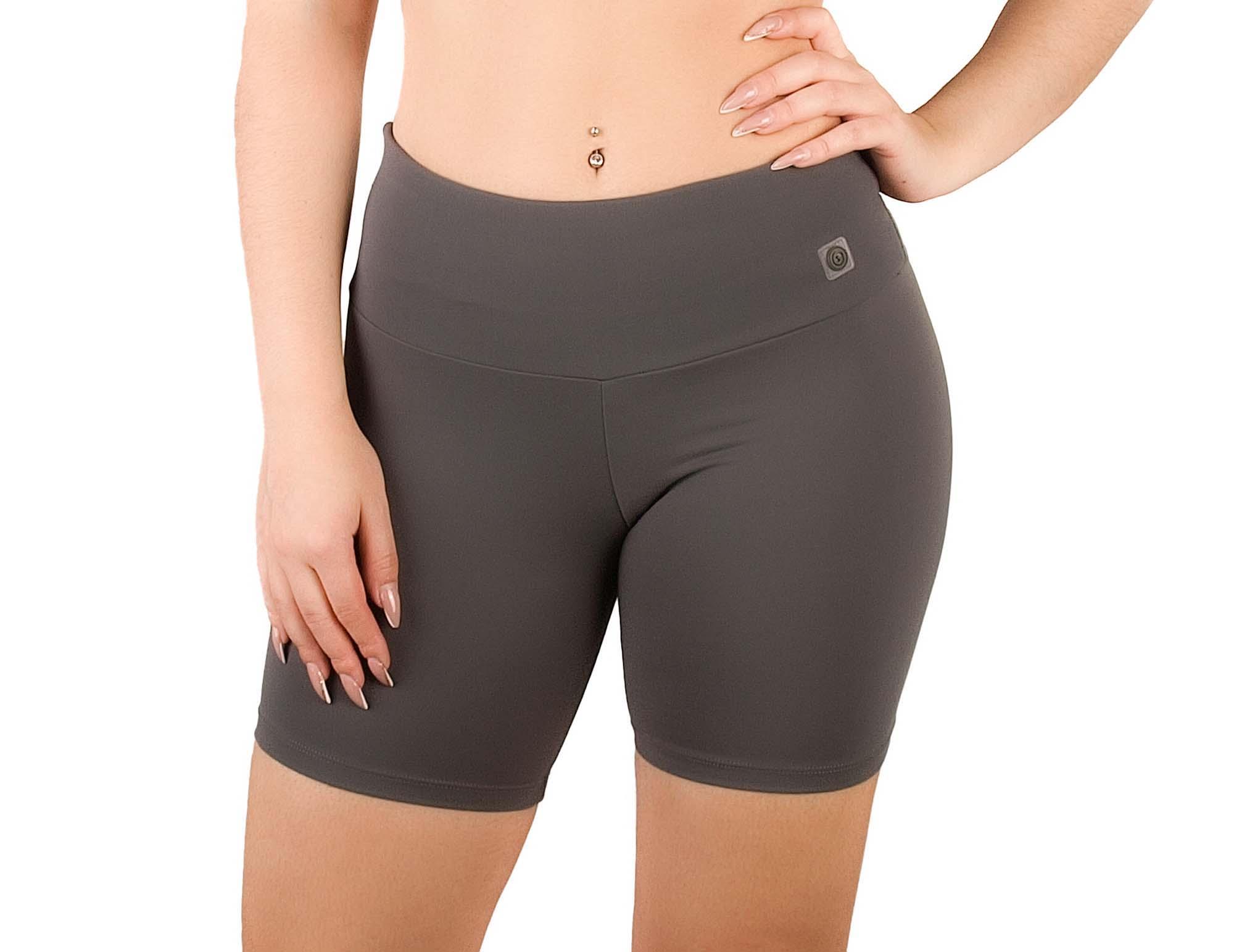Shorts ajustados para mujeres