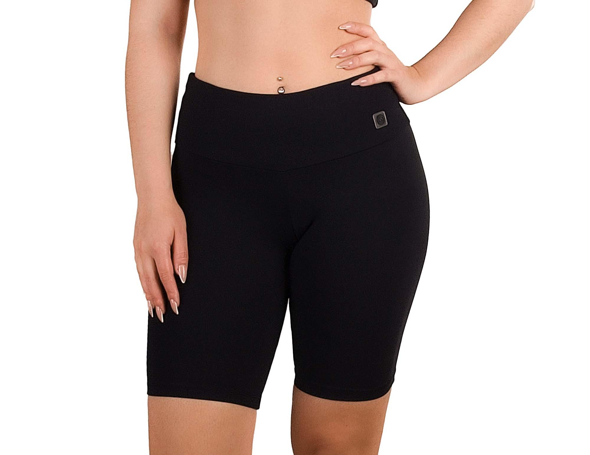 Shorts de mujer Fit con bolsillo interior
