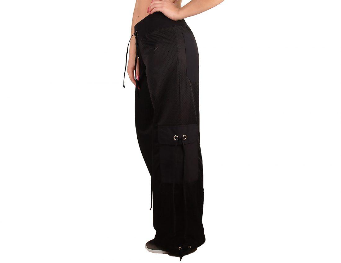 Women's sports pants, straight cut