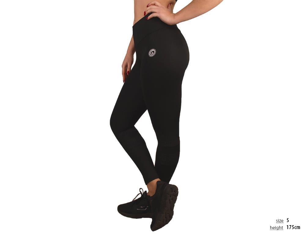 Legging desporto para mulher cintura subida