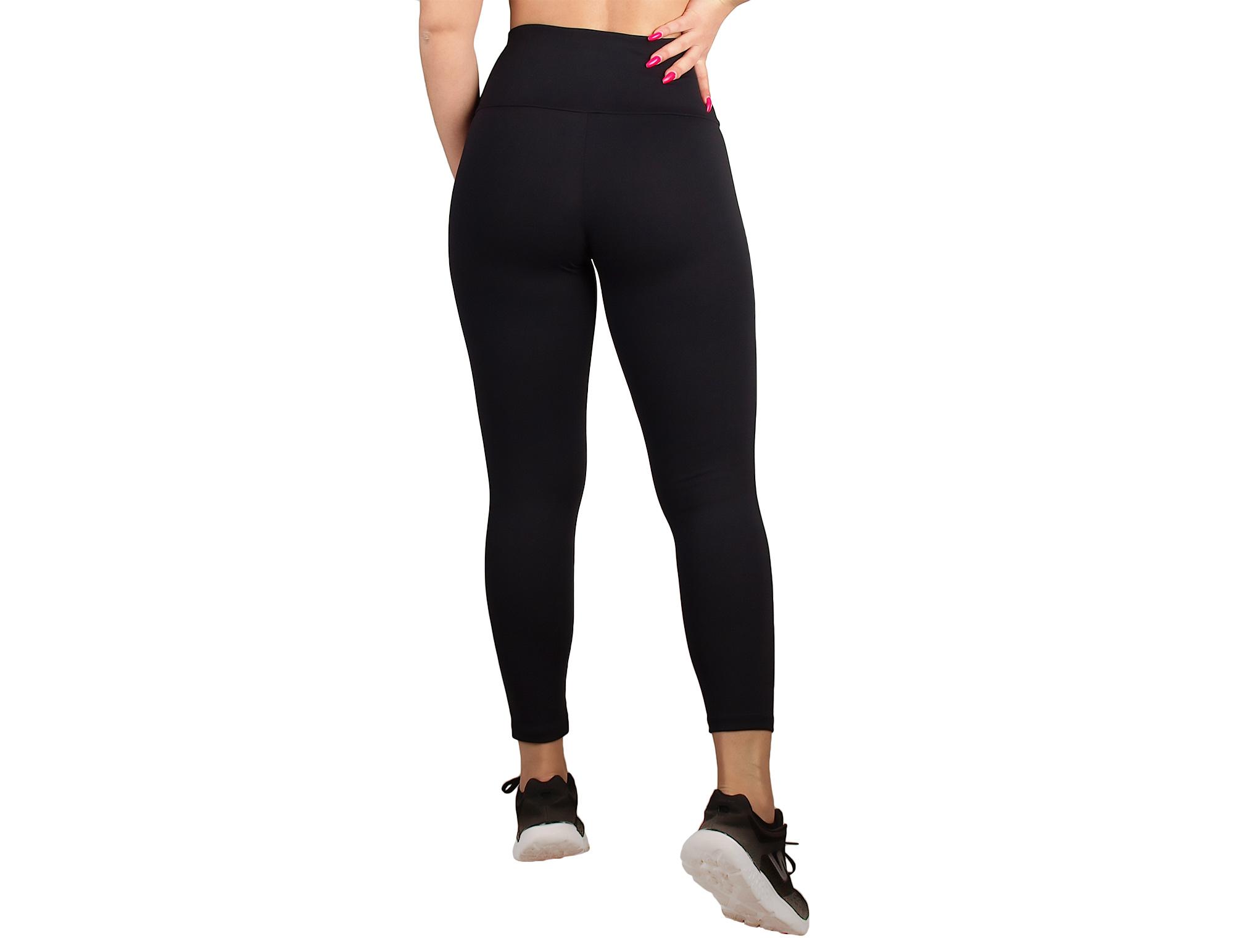 Legging de sport pour femme avec taille extra haute
