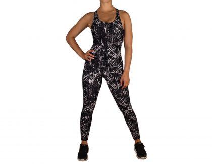 Macacão fitness para mulher