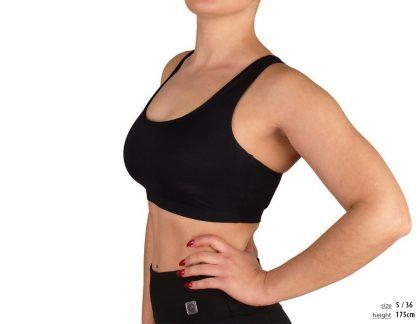 Sport strap round neckline from XS to XL