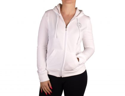 Sports jacket for women with closure