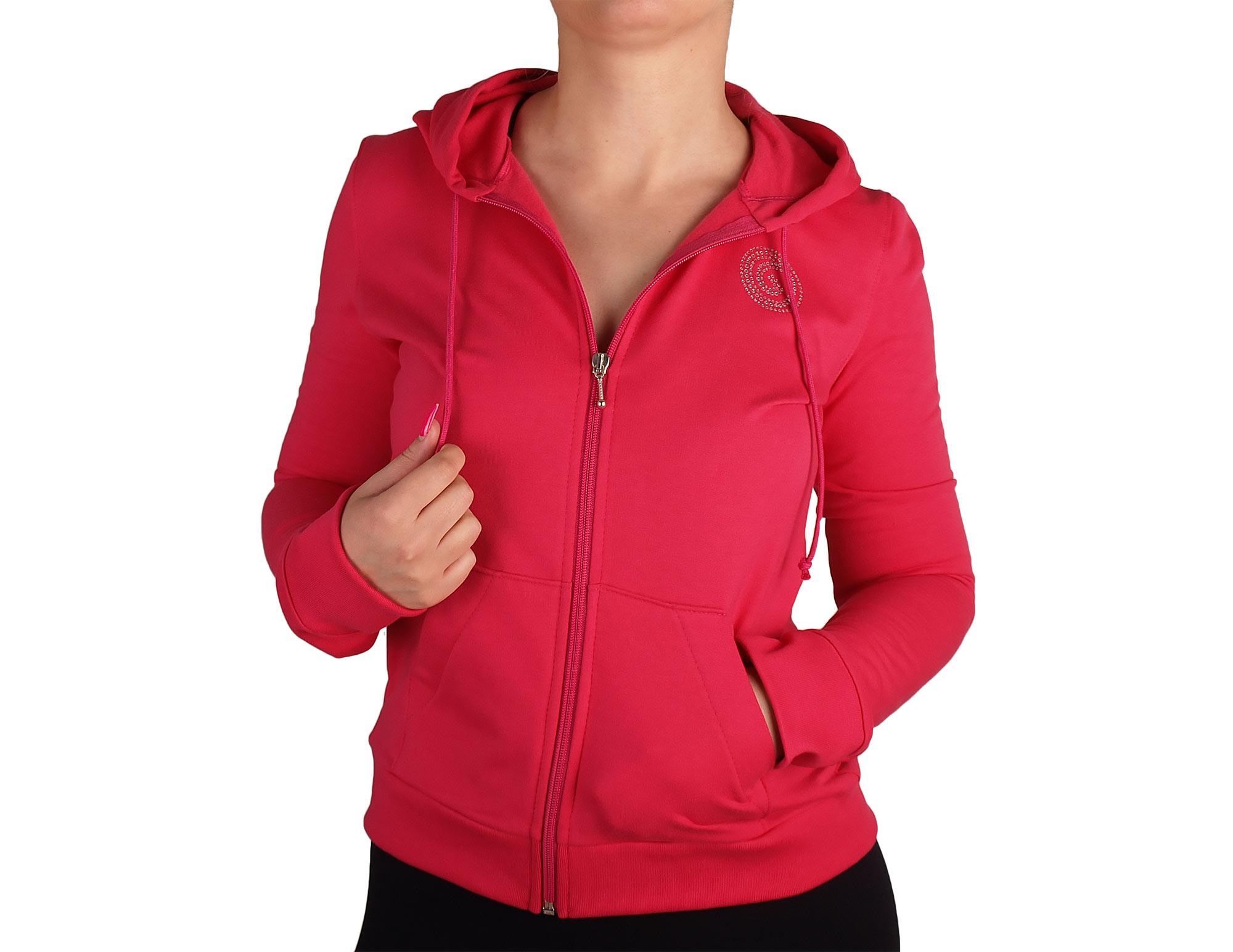 Veste de sport pour femme avec fermeture