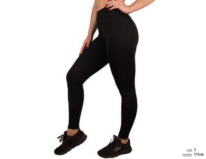Legging desporto para mulher com cintura extra subida